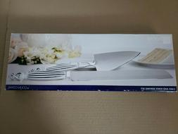 Colin Cowie Home Collections Cake And Knife Server Set